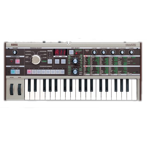 KORG microKORG [MK1] - Keyboard Synthesizer